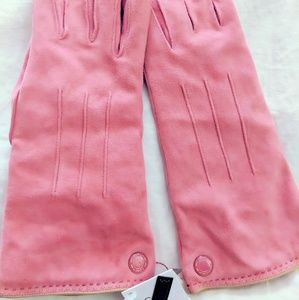 COACH CASHMERE GLOVES